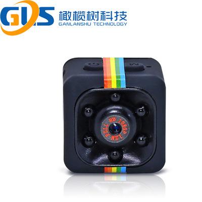 Máy ảnh thể thao Camera kim loại SQ11 HD 1080P Camera thể thao DV Tầm nhìn ban đêm Camera thể thao n