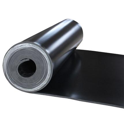 WEISI  Ván cao su  Tấm cao su cao áp 10kv Phòng phân phối cao su cách điện pad cao su màu đen 5mm cô