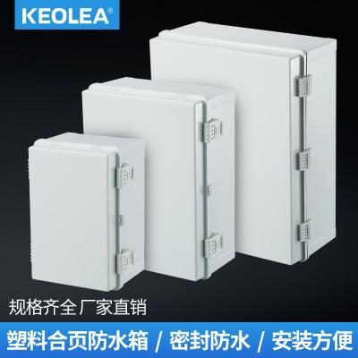 keolea Hộp phân phối điện Nhà máy trực tiếp tủ phân phối inox 304 Hộp phân phối mưa ngoài trời Tủ ph