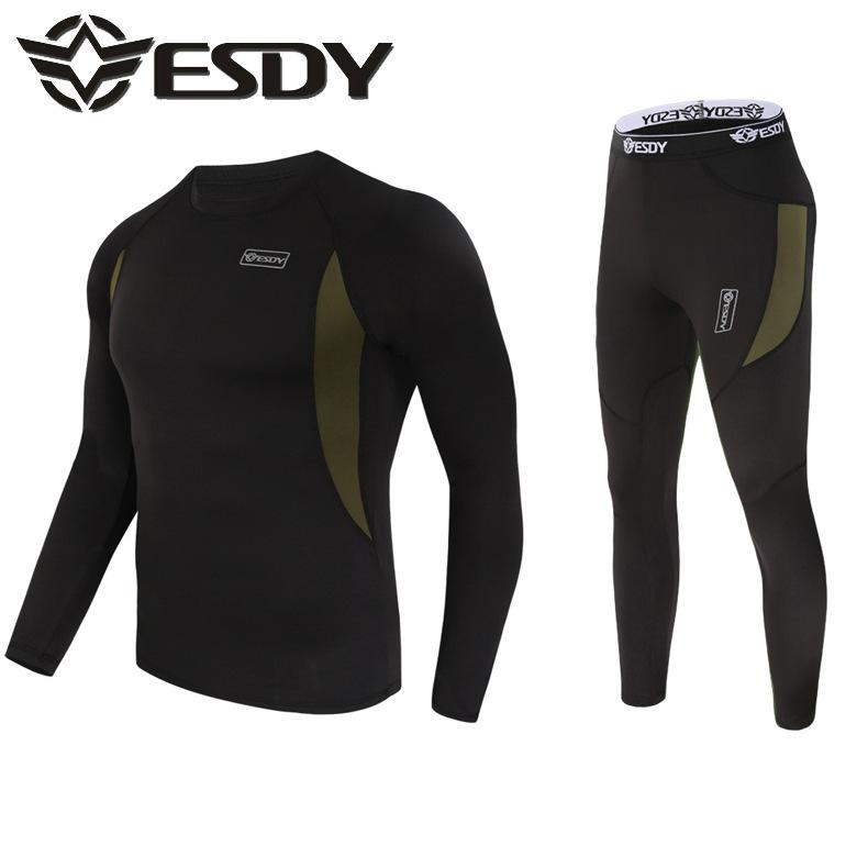 Đồ lót nhiệt ESDY phù hợp với  thể thao xe đạp