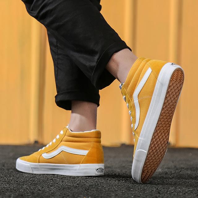 Giày Sneaker / Giày trượt ván Túi tóc giúp mùa xuân hè 2019 phiên bản mới của Hàn Quốc của những đôi