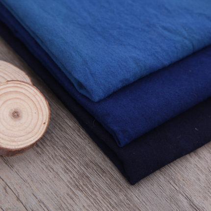 Vải Chiffon & Printing Cây ba màu nhuộm màu xanh nhuộm vải cotton quần áo vải cỏ cà vạt nhuộm gai th