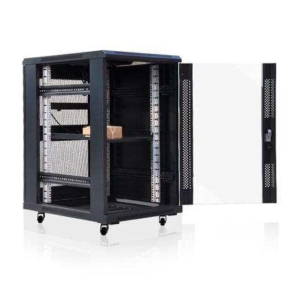 Cán nguội Chất lượng cao cán nguội 1 mét tủ máy chủ 1000 * 600 * 800 máy chủ tủ 18U máy chủ sang trọ
