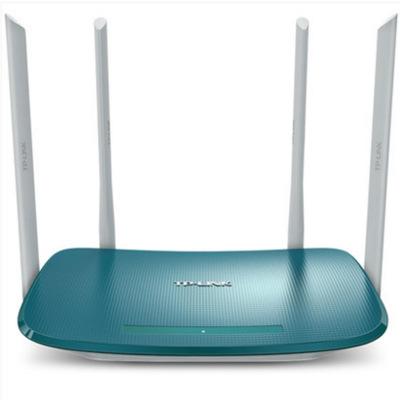 TP-Link Modom Wifi Bộ định tuyến không dây Gigabit hai băng tần TP-LINK thông qua vua tường TPLINK n