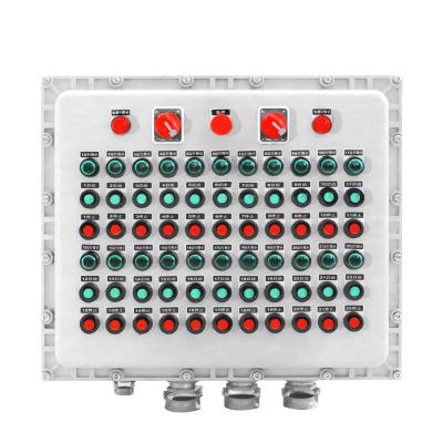Hộp phân phối điện Hộp chống cháy nổ phân phối tủ điều khiển tủ nổ nút công tắc hộp công cụ điện điề