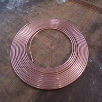 DONGCHENG Dây kim loại  Ống thẳng bằng đồng rỗng ống đồng nguyên chất đồng có đường kính ngoài đồng