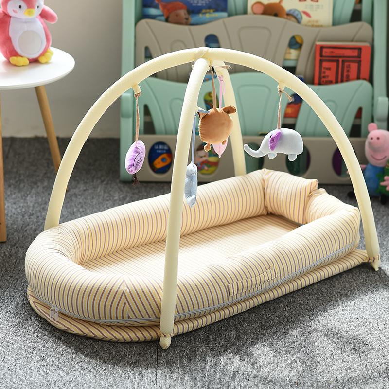 Nôi giường nhỏ dành cho bé yêu