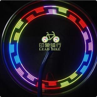 Phụ kiện xe đạp đèn led dành cho bánh xe đạp