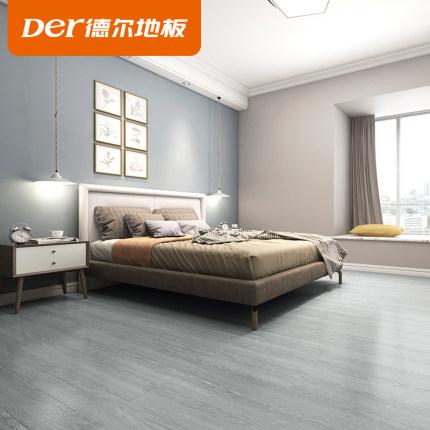 der Ván sàn  Del sàn 15mm nhiều lớp gỗ tổng hợp rắn sàn gỗ bảo vệ môi trường thời trang nhà chống mà