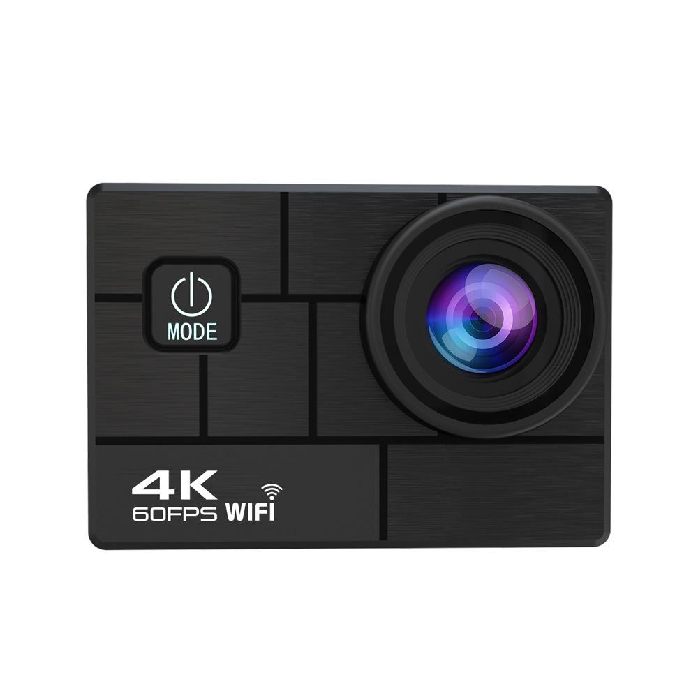 Ourlife Máy ảnh thể thao  hành động Nhà máy trực tiếp 4K60P HD Chống nước Camera hành động Camera hà