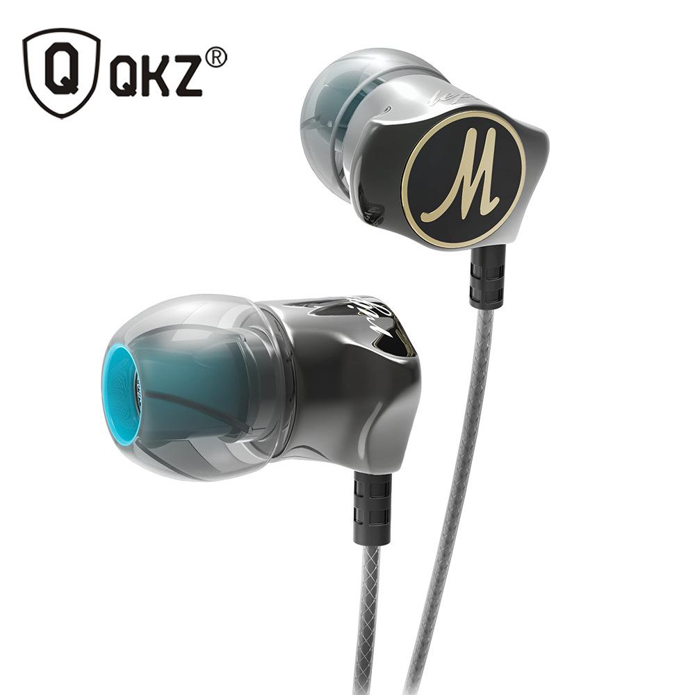 Tai nghe QKZ DM7 Tai nghe siêu trầm trong tai .
