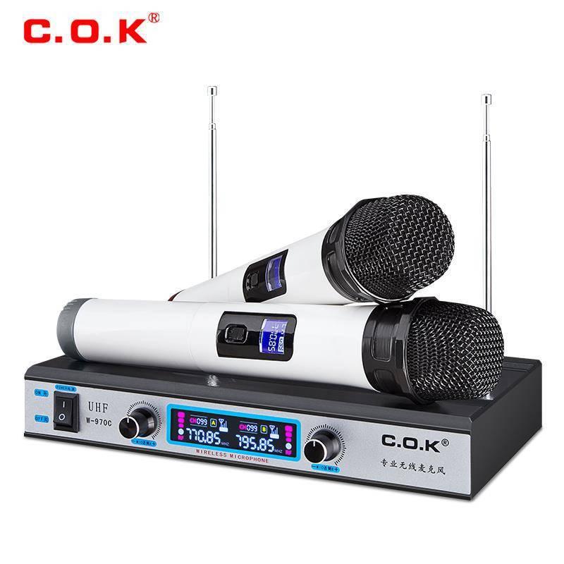Micro C.O.K không dây âm thanh hội nghị .
