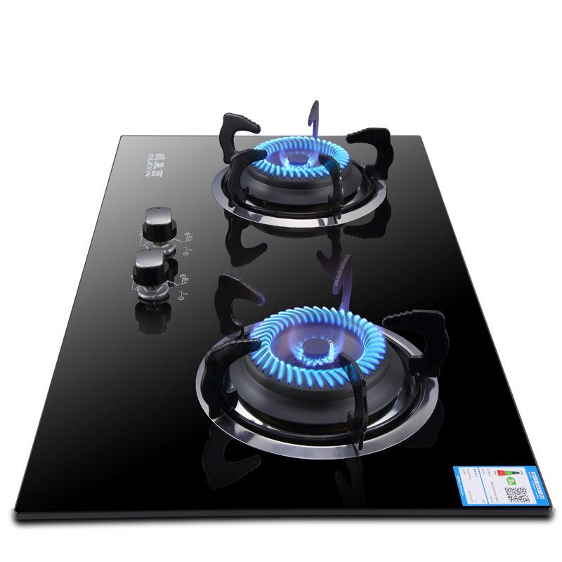 OLEYIN Bếp gas âm Nhà máy bếp gas trực tiếp bếp gas tiết kiệm năng lượng hộ gia đình chính hãng kính