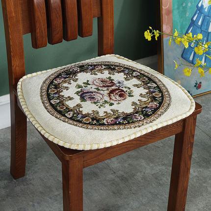 Xin Mengfei Đệm ngồi  Đơn giản phong cách châu Âu đệm ghế pad ăn ghế đệm sinh viên đệm mat chống tr