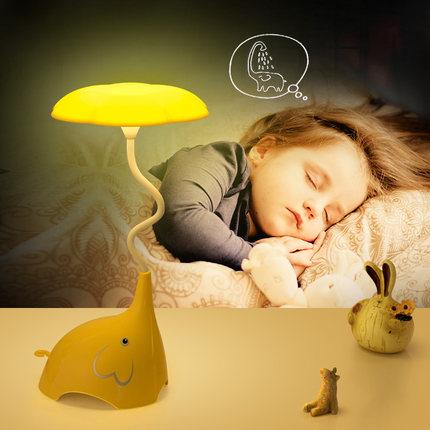 ONEFIRE  Đèn tường  Sáng đêm Ánh sáng có thể sạc lại Phòng ngủ cạnh giường Em bé cho bé Ánh sáng ấm