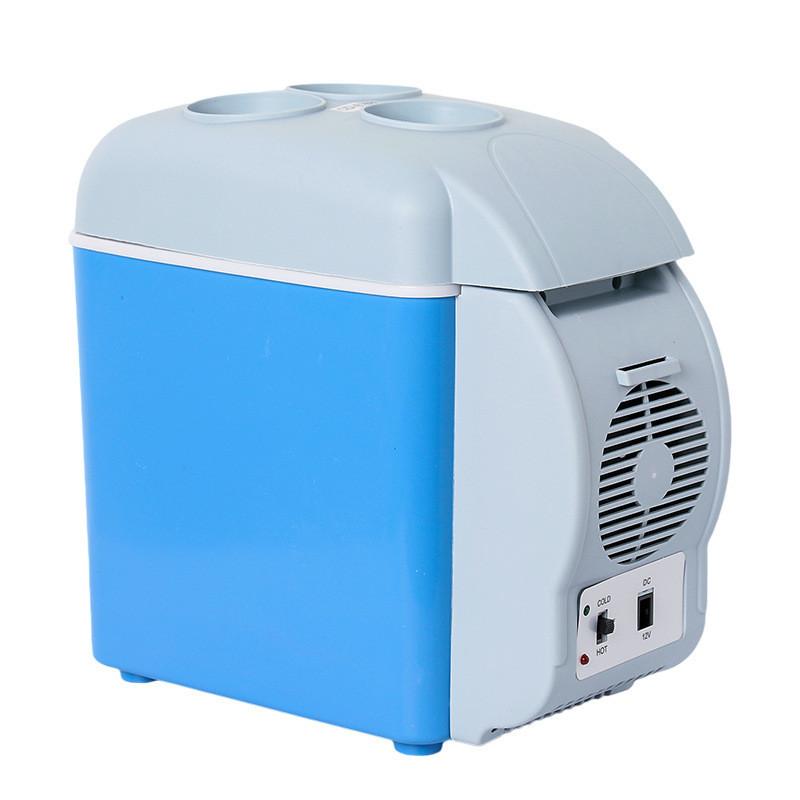 Tủ lạnh mini di động 7.5 lít dành cho xe hơi .