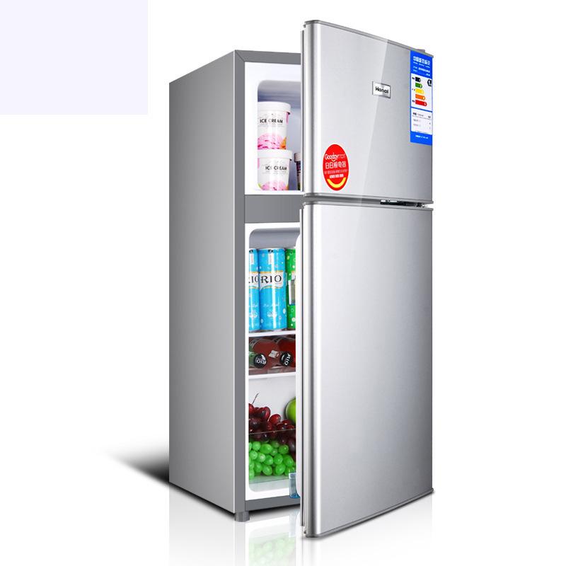 Tủ lạnh đôi 118L tủ lạnh công suất lớn tủ lạnh tiêu thụ năng lượng thấp BCD-118