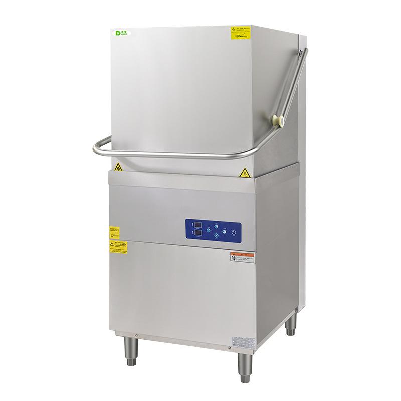 Dongpei Máy rửa chén XWJ-2A loại máy rửa chén thương mại hoàn toàn tự động nhà hàng quán ăn tự phục