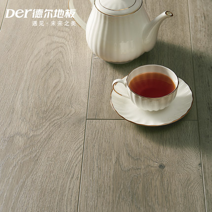 der Ván sàn  Sản phẩm mới] Del Tầng Thời trang Bắc Âu Sàn gỗ sưởi ấm Trang chủ Chống ẩm Độ ẩm Follow