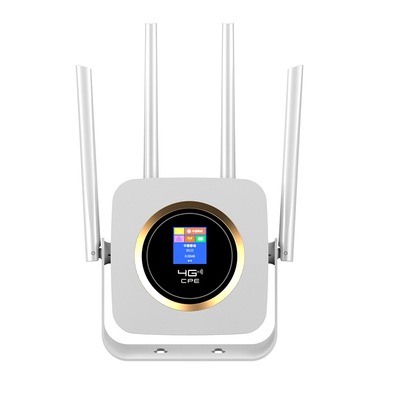 DNXT Modom Wifi CPE903B Home 4G Wireless to Wired to Wireless Network Port Router Router Eurasian Af