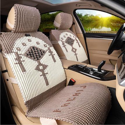 Hai Yao Era - Bộ bọc Ghế xe hơi dệt bằng tay nguyên chất .