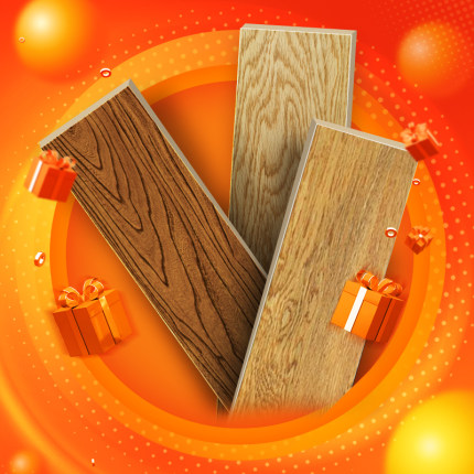 MARCO POLO  Gạch men sứ  Kiểm tra liên kết gạch woodgrain