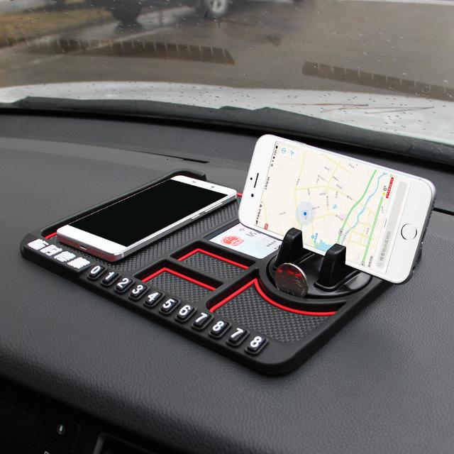 Thảm chống trơn trượt đa chức năng cho xe hơi