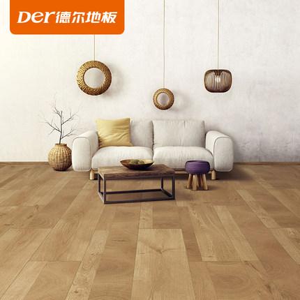 der Ván sàn  [Sản phẩm mới] Sàn gỗ không thấm aldehyd lõi sàn chống ẩm bảo vệ môi trường hộ gia đình