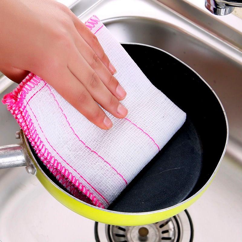Khăn rửa chén [Pre] Khăn rửa chén, một miếng vải sạch