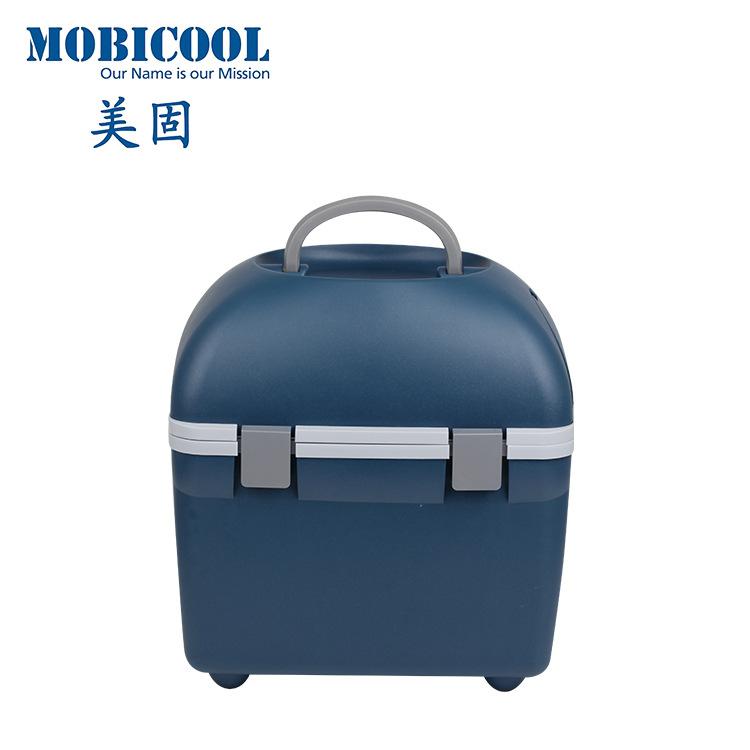 Meigu Tủ lạnh xe hơi Meigu T20L Điện lạnh nhỏ Điện lạnh kép Xe hơi gia đình Tủ lạnh mini sử dụng kép