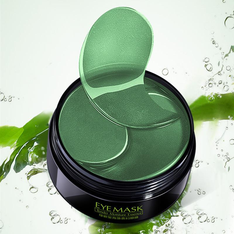 HEE Mặt nạ mắt Hanse 24K Gold Seaweed Rejuvenating Eye Mask Mặt nạ dưỡng ẩm dưỡng ẩm cho mắt