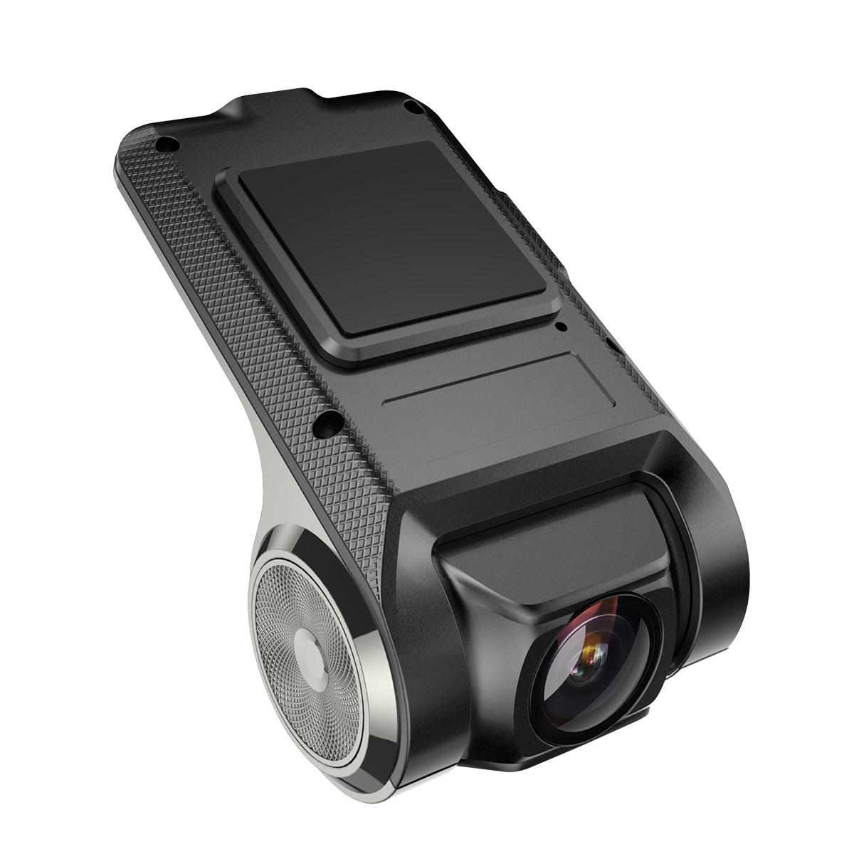 Chó rôbôt Anytek X28 chó điện tử cảnh báo sớm siêu sáng tầm nhìn ban đêm USB xe máy ẩn máy ghi âm lá