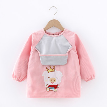 COCOTOWN Áo khoác Áo cho bé mùa thu và mùa đông pha lê lông cừu xuống áo choàng trẻ em áo dài tay kh