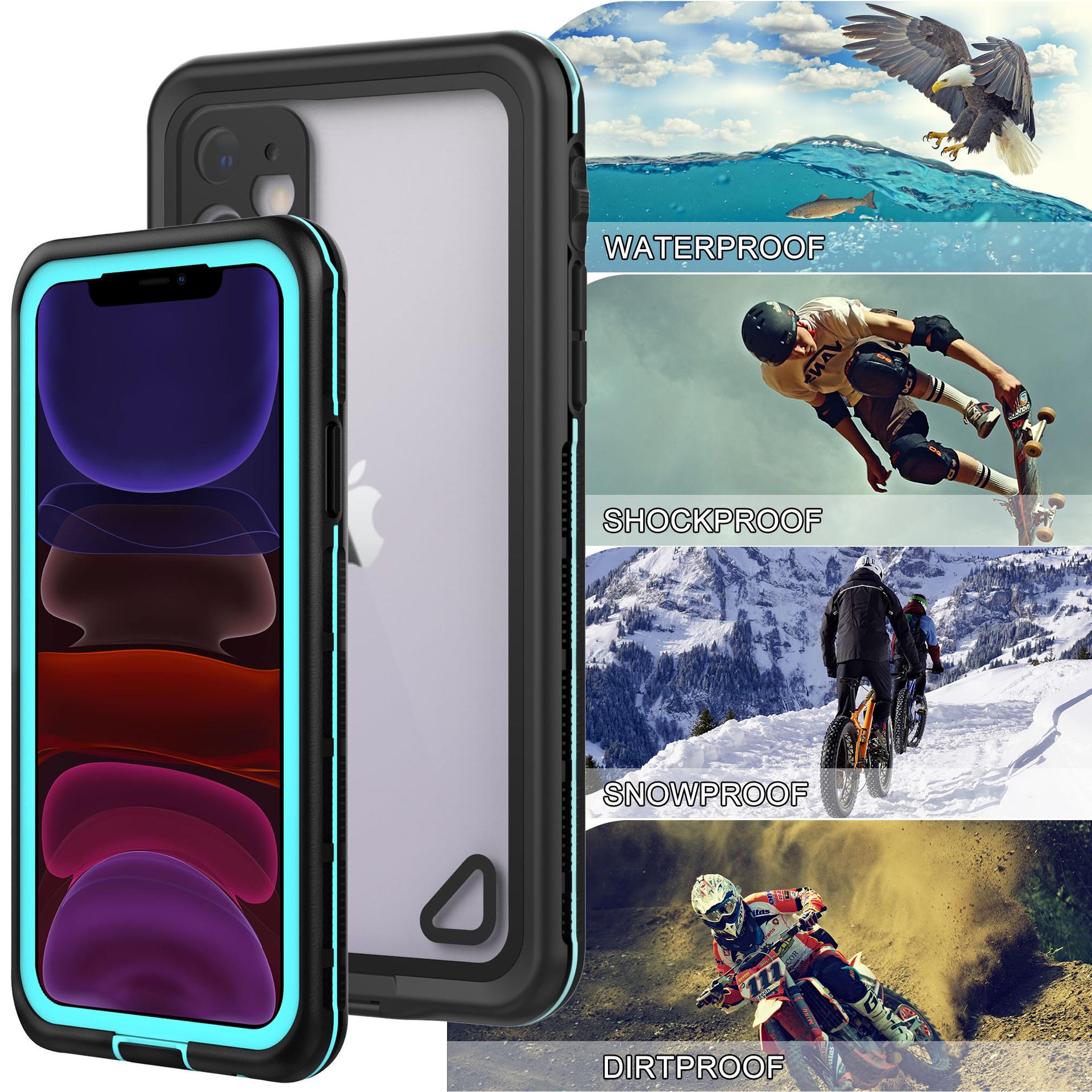OEM bao da điện thoại Nguồn Nhà máy Vỏ chống nước mới cho iPhone11 Bán chạy nhất Vỏ chống nước iPhon