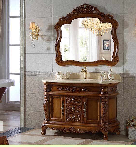 FASHAN - Tủ lưu trữ kết hợp chậu rửa kiểu vanity sàn cho phòng tắm .