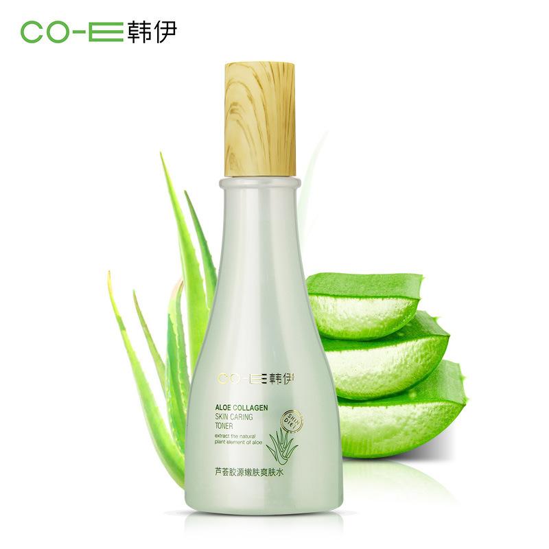 COE Nước hoa hồng Han Yi mới gel lô hội da trẻ hóa toner 160g dưỡng ẩm kiểm soát dầu làm săn chắc da