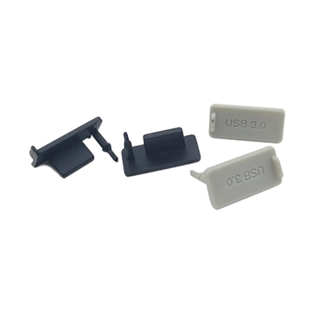 Nút cắm chống bụi Máy tính cung cấp giao diện USB cắm silicone cắm bụi cắm USB cắm cắm cao su