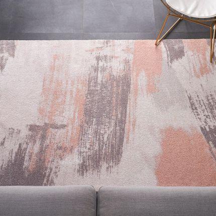 yimu Bàn trà  Phòng ngủ chính của Mỹ đầu giường thảm chăn bàn cà phê pad nhà hiện đại Mỹ đơn giản ph