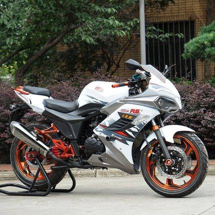 xe môtô / xe máy Conqueror EFI R6 đầu máy xe lửa hạng nặng có thể được cấp giấy phép xe máy xe máy t