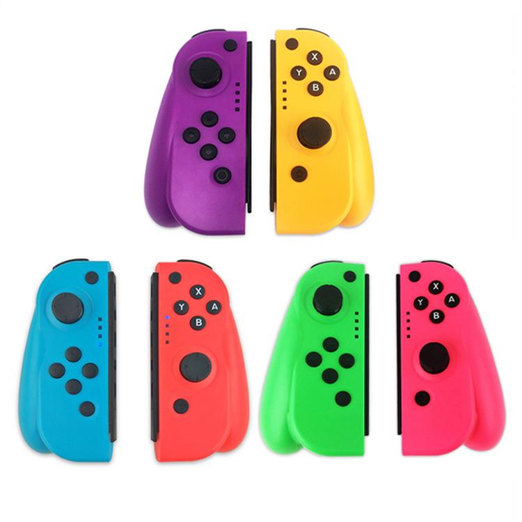 Tay cầm chơi game Chuyển sang trái và phải Bluetooth không dây .