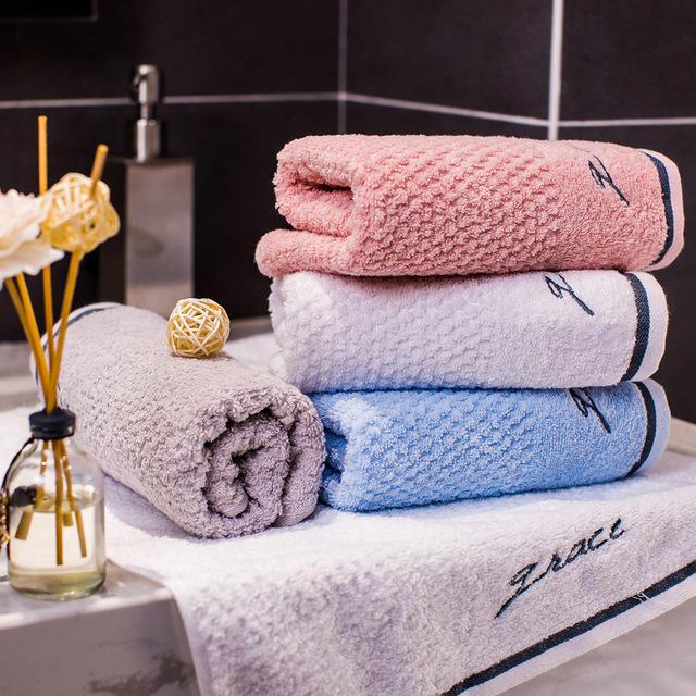 Grace Thị trường khăn Khăn lau nhà Jeliya 7253 Khăn bông dành cho người lớn Khăn mặt dành cho người