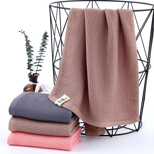 XINMOCHU Thị trường khăn Xinmo nhà bếp bằng gỗ sợi khăn không dính mặt rửa khăn tổ ong nhà máy bán b