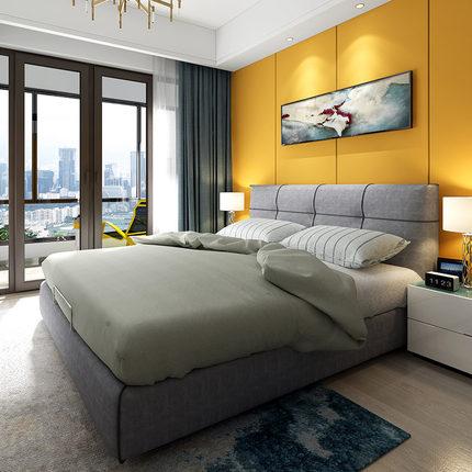 KUKa  giường  Lưu trữ cùng một đoạn Gu gia đình căn hộ nhỏ có thể tháo rời và lưu trữ có thể giặt đư