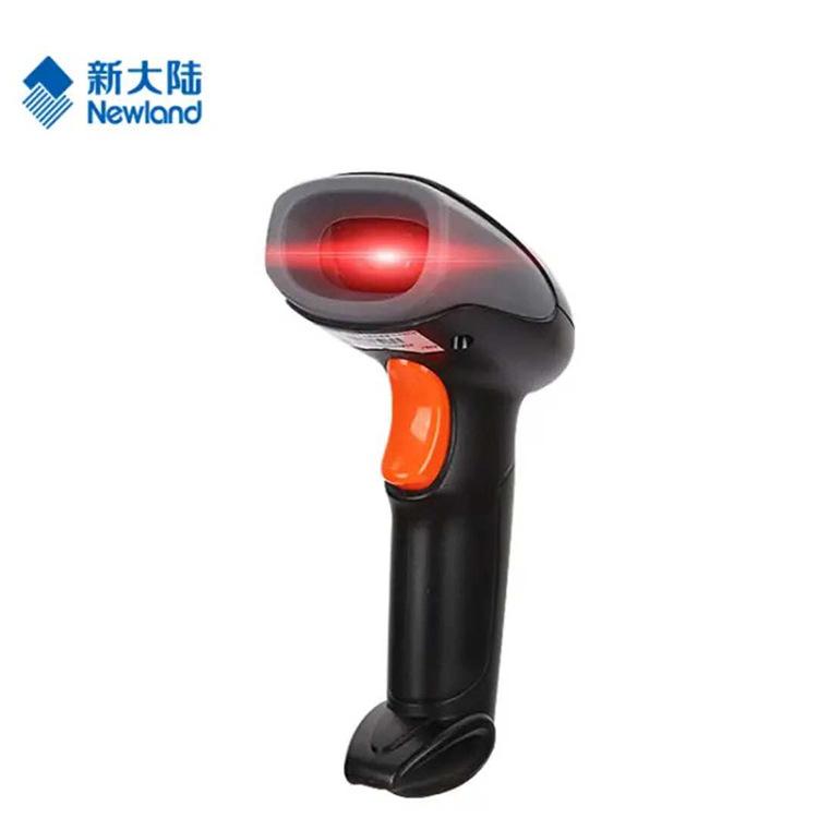 Newland Máy scan Máy quét mã vạch OY10 thế giới mới Máy quét cầm tay có dây 1D Siêu thị máy quét tiề