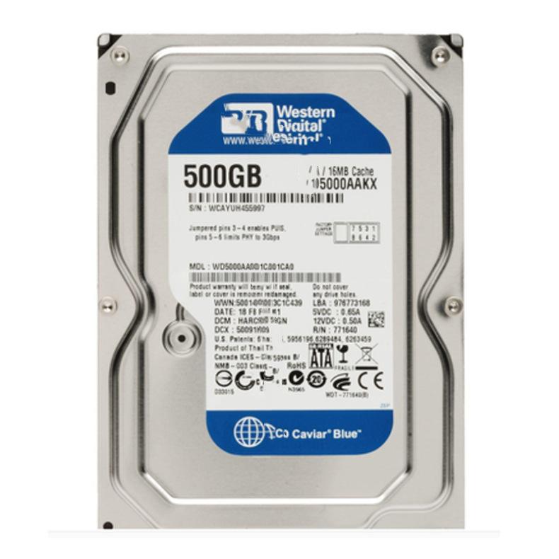 Ổ cứng SSD Giám sát đĩa đơn 500G / 320G / 250G / 1T Đĩa cứng 3,5 inch cổng nối tiếp 7200 biến đĩa cứ
