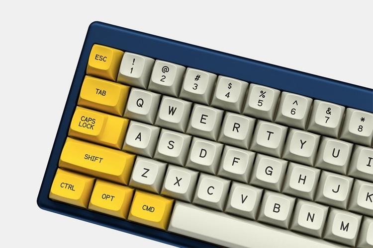 MT3 SERIKA -  bàn phím cơ tùy chỉnh cá nhân keycap ergonomics