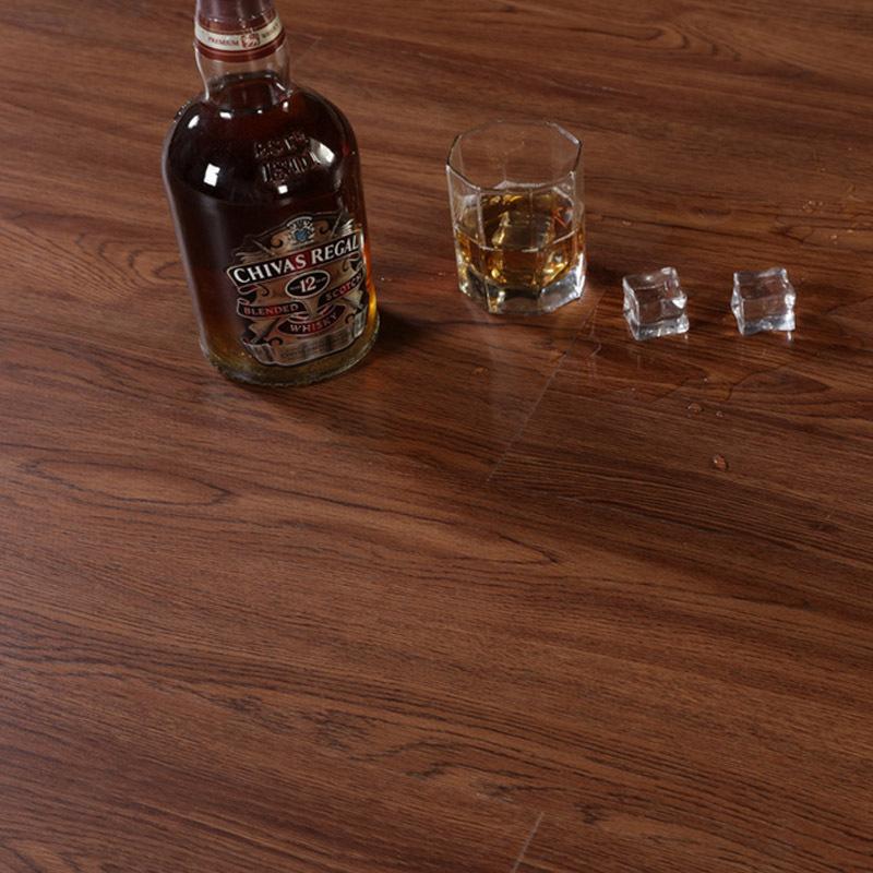 LEJIA Ván sàn PVC sàn giả gỗ hạt gỗ nhựa tự dính sàn da tùy chỉnh hiện đại trong nhà dày phòng ngủ n