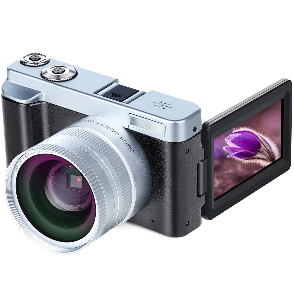Goodpa -  Máy ảnh SLR Camera kỹ thuật số HD /lật màn hình chéo