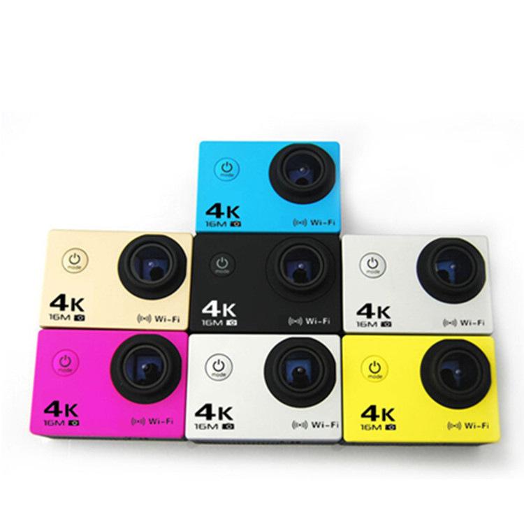 OEM Máy ảnh thể thao Camera thể thao Amazon 4K Camera chống nước ngoài trời Extreme Sports DV HD Cam