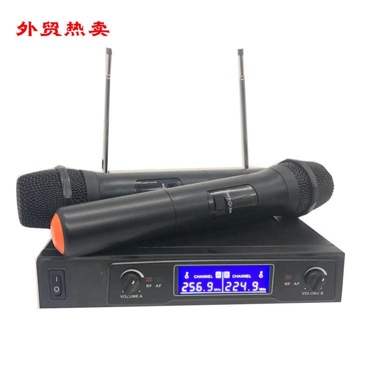 Micro không dây Thích hợp cho phòng thu, karaoke, phát sóng, vv